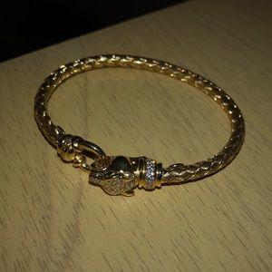 Jewelry - BRAND NEW GOLD PANTHER BRACELET